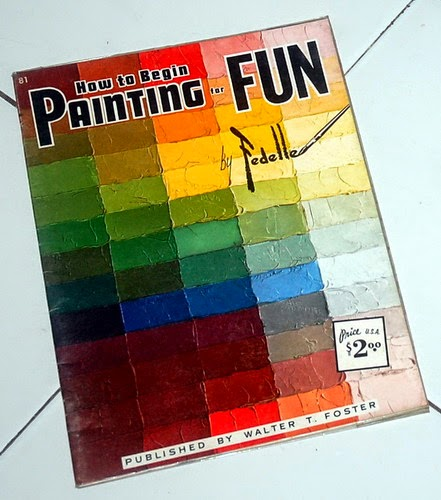 How to Begin Painting for Fun  Fedelle