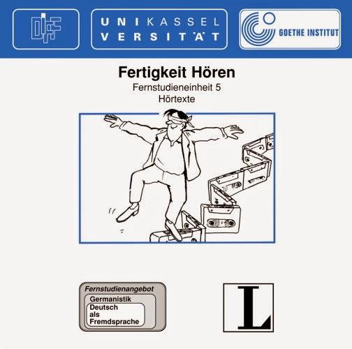 Deutsch Lernen Fertigkeit Hören 3 Cds