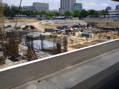Damansara Uptown Phase 2 under constuction 1