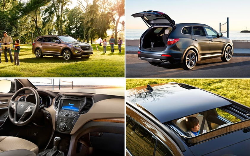 hyundai monday 2014 hyundai santa fe review. Black Bedroom Furniture Sets. Home Design Ideas