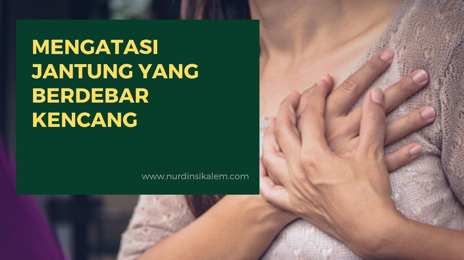 Tips mengatasi jantung berdebar