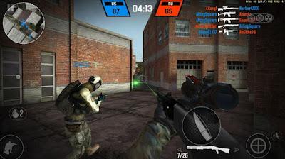 Game FPS Android Terbaik Terbaru Terpopuler - Bullet Force