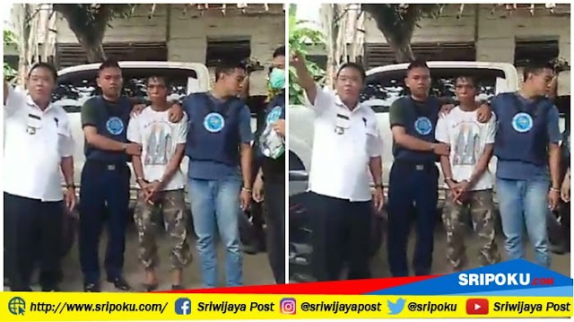 BNN OKI: Mangun Jaya Kayuagung Zona Merah Narkoba