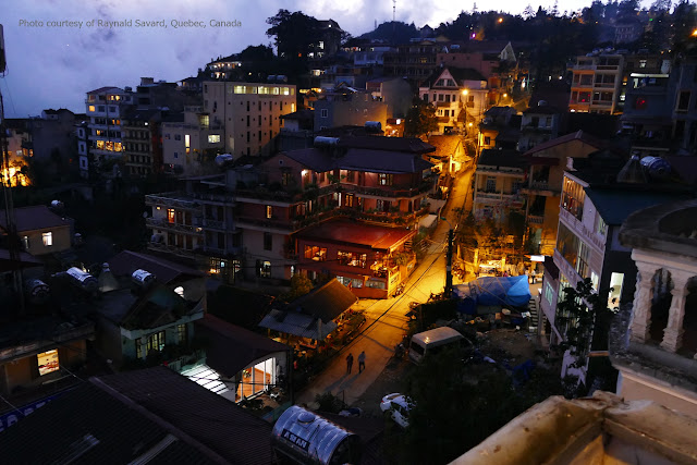 Travel to the mountainous Sapa