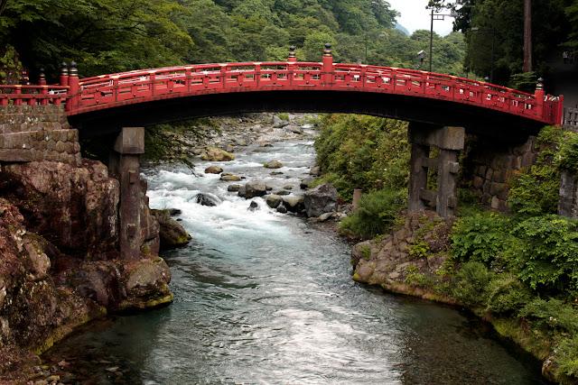Puente Shin-Kyo en Nikko