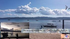 The Amazing Beauty of the Alibijaban Island in San Andres, Quezon