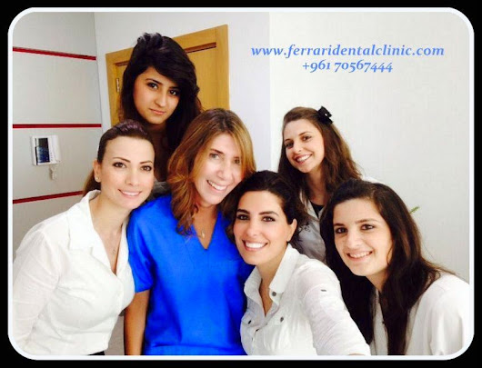 Hollywood smile Lebanon by Dr.Habib Zarifeh one of the best dentist in Beirut
