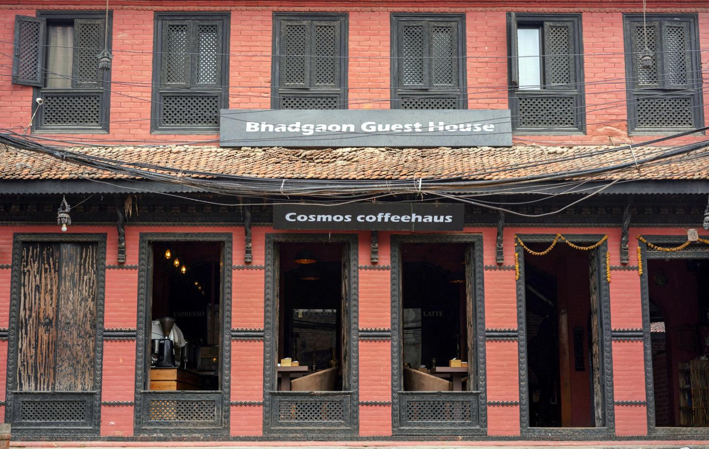 Cosmos Coffeehaus, Nepal