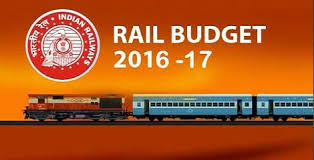 Highlights of the Railway Budget 2016-17