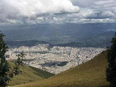 Quito Ecuador is One of The Highest Capital Cities about 9360 Feet That Attract More Travellers