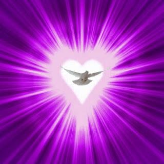 Resultado de imagem para chama violeta da quinta dimensão