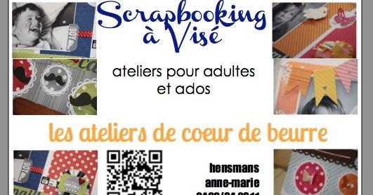 Coeur De Beurre Scrapbooking Et Fantaisies Une Nouvelle