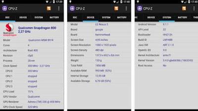 Cara mengetahui ponsel Android asli atau palsu Cara Cek Hp Android Asli Atau Tiruan