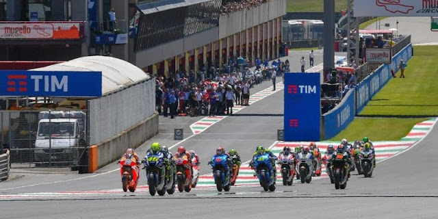 Jadwal MotoGP Italia Sirkuit Mugello