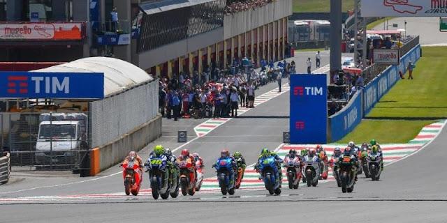 Prediksi Race MotoGP Mugello Italia 2017: Duel Sesama Yamaha