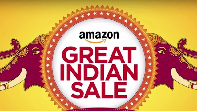 AMAZON GREAT INDIAN SALE,Big discount will be available on these products starting from Jan 20