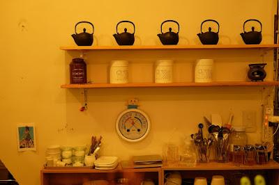 cafe matka(カフェマトカ)キッチン