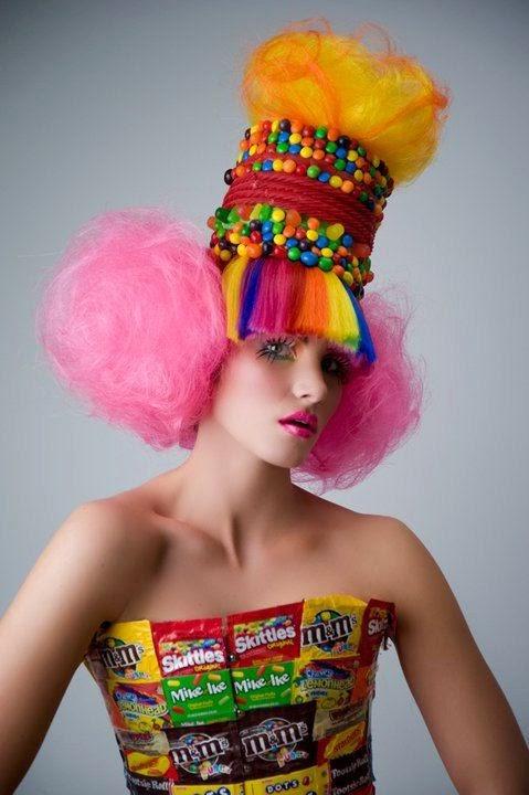 Hair sweet as candy  The HairCut Web