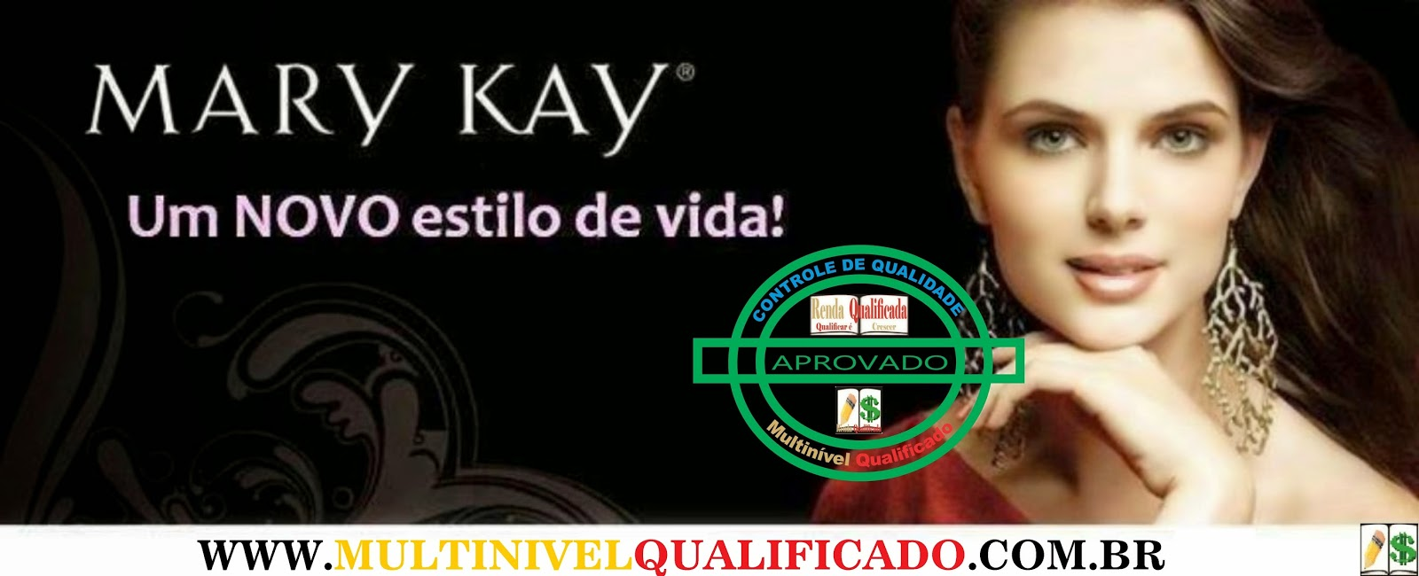 Mary Kay Maquiagem sintonia