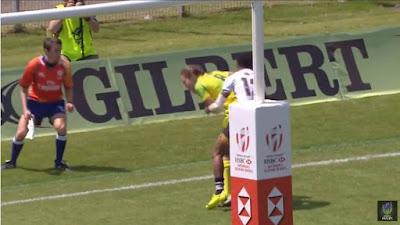 Australia vs Fiji PyeongChang 2018 Rugby Sevens
