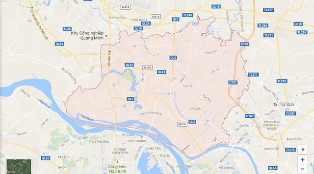 BDSDongAnh.Com.Vn - Trang thông tin mua bán nhà đất, bất động sản uy tín tại Huyện Đông Anh