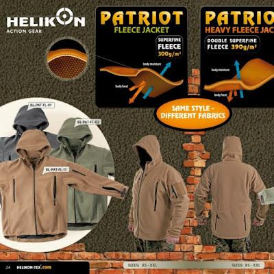 Helikon, куртка ''PATRIOT'' с капюшоном