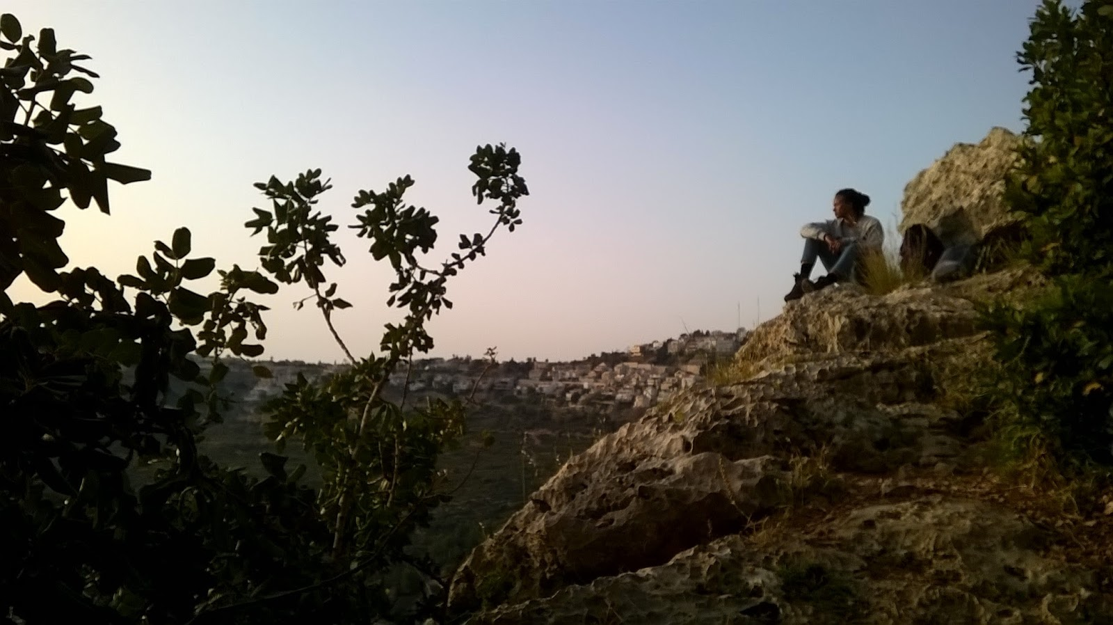 my new life in the middle east : in 7 Tagen durch Israel