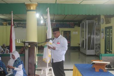 Plt. Kakankemenag Tanjungbalai Pimpin Doa Harlah BKMT Ke-37