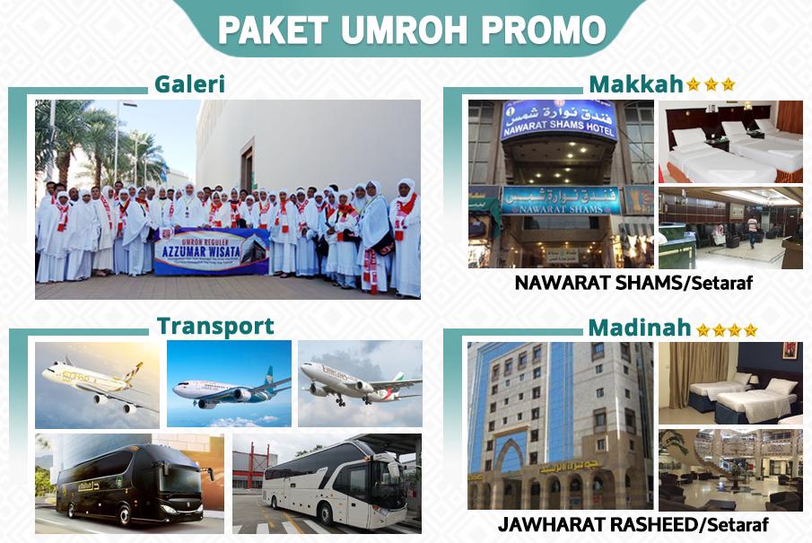 Paket Umroh Promo Akhir Ramadhan Biaya Murah