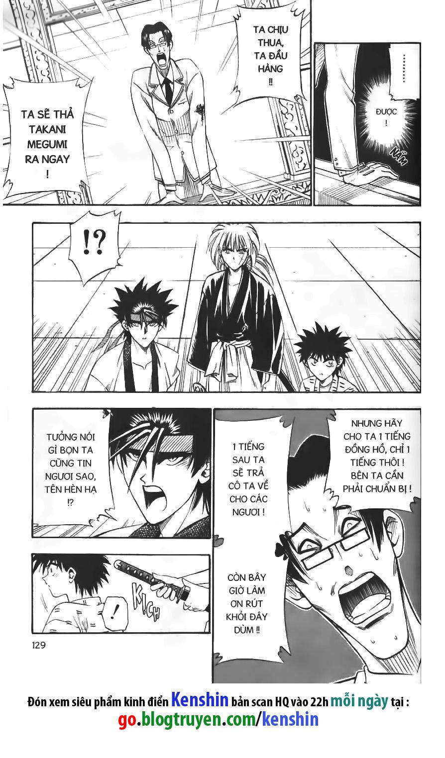 Rurouni Kenshin chap 22 trang 8