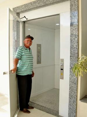 Implantação de elevador garante mais acessibilidade na Câmara Municipal de Alagoinhas