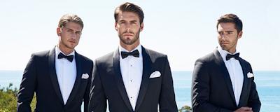 groomsmen suit hire tuxedo