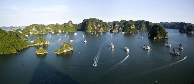 Three cities of Vietnam are on the list of the world's top destinations 2