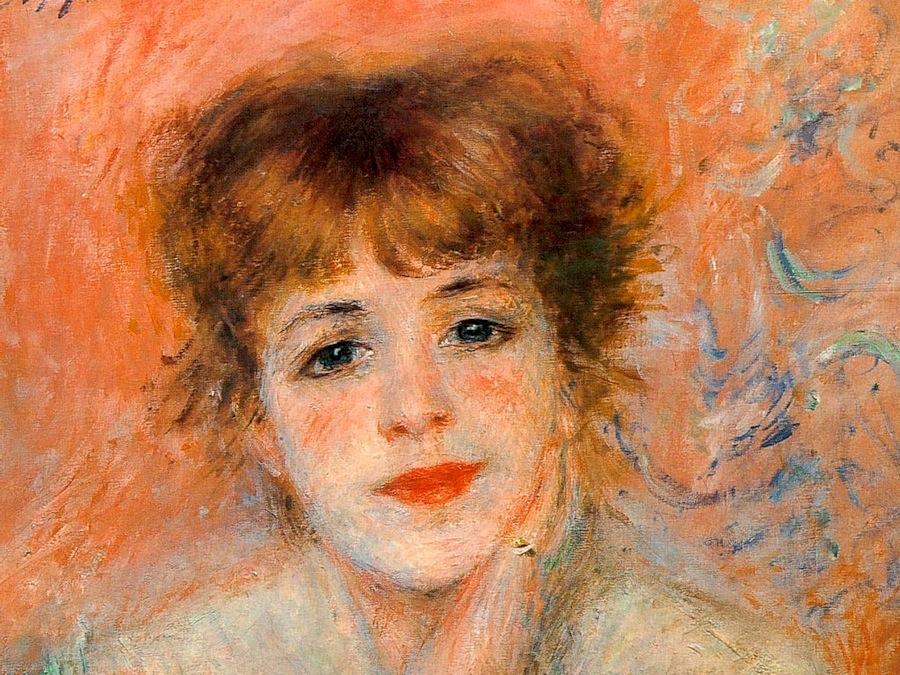 Arte!: Women's portraits part I