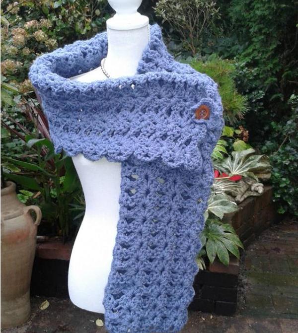 Crochet Shawl Patterns Free Beginners