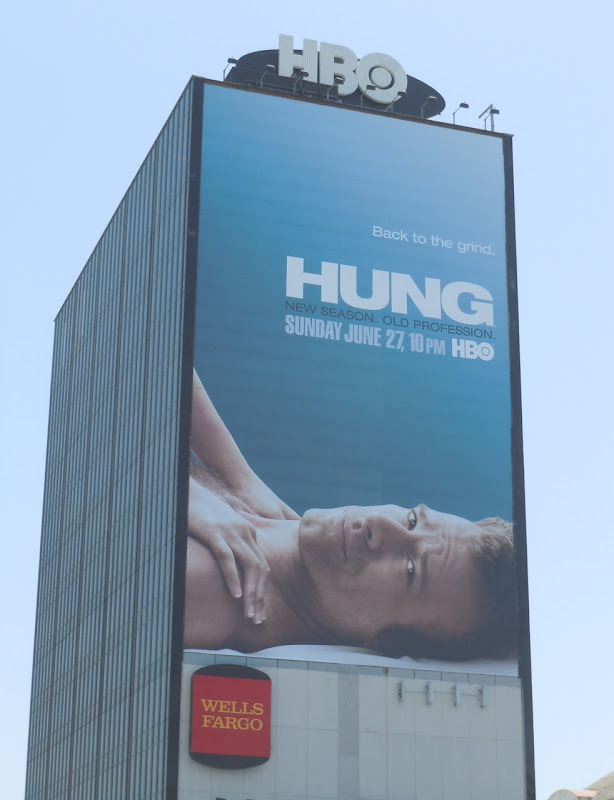 Hung season 2 billboard