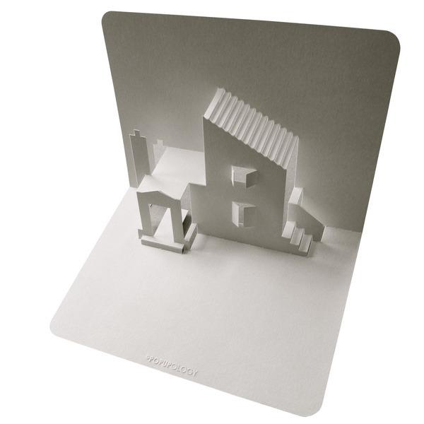 ez3d pop ups new oa pop up house from elod. Black Bedroom Furniture Sets. Home Design Ideas