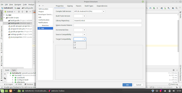 How To Laid Upward Coffee Version Inwards Android Studio