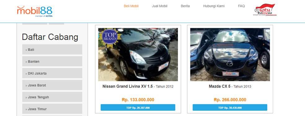 Pilih Mana Beli Mobil Baru Atau Bekas Catatan Ira Guslina