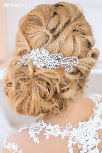simply amazing wedding hairstyle