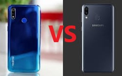 Samsung Galaxy M20 VS Realme 3