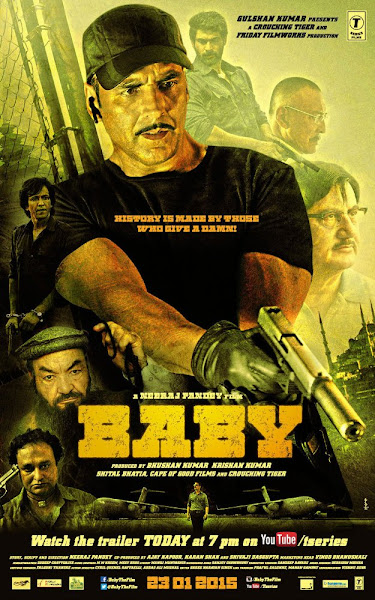 Poster Of Baby 2015 720p Hindi BRRip Full Movie Download