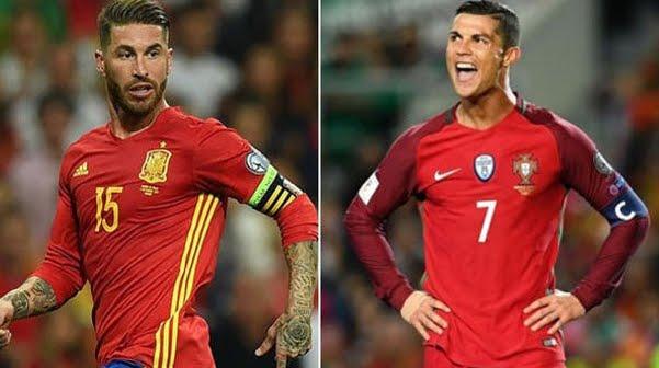 Mondiali 2018: Portogallo-Spagna Streaming Rojadirecta e Diretta TV su Canale 5