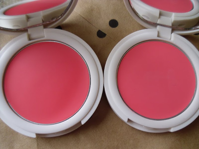 Topshop Neon Rose Cream Blush