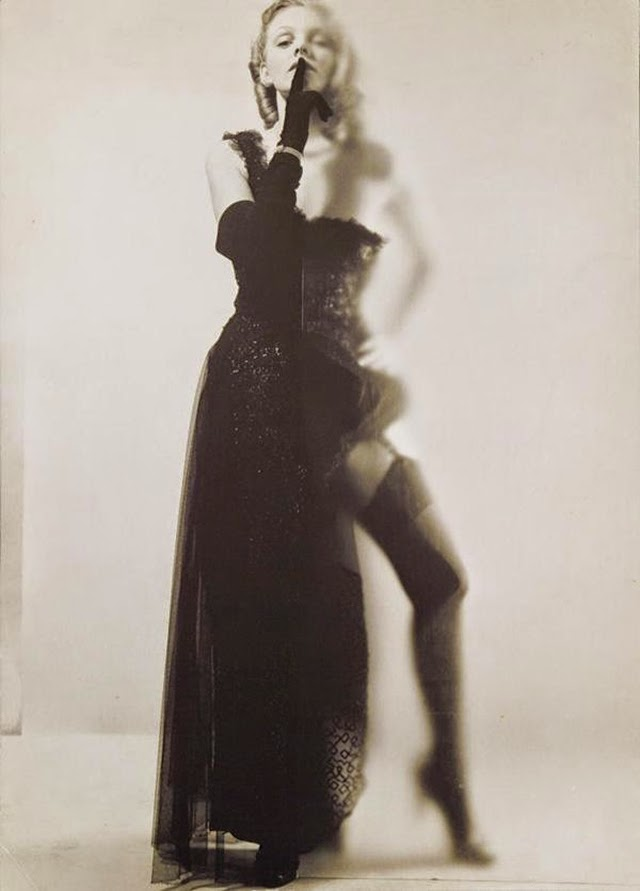 1600 Lumen In Watt Amazing Fashion Photography From The 1940s And 1950s By