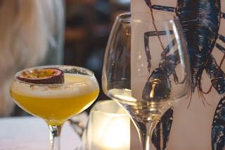 passionfruit martini, Eatery Hopping: Cadiz, Edinburgh, www.imogenmolly.co.uk