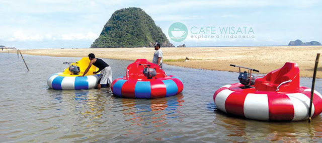 Pulau Merah Luncurkan Wahana Baru Untuk Menambah Dayatarik Wisatawan