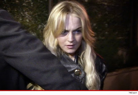 Lindsay Could Be Headed To Jail