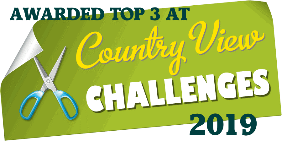 I was Top 3 at Country View Challenges