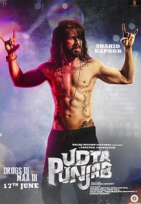 Udta Punjab 2016 Censor Copy HEVC Mobile 150MB, hindi punjabi 2016 lattest movie udda punjab 2016 hd non retail nr dvdrip in hevc mobile movie format compressed small size 100mb free download or watch online at world4ufree .pw
